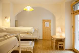 6 Bed Dorm Shower / Toilet ensuite Hostel Vienna