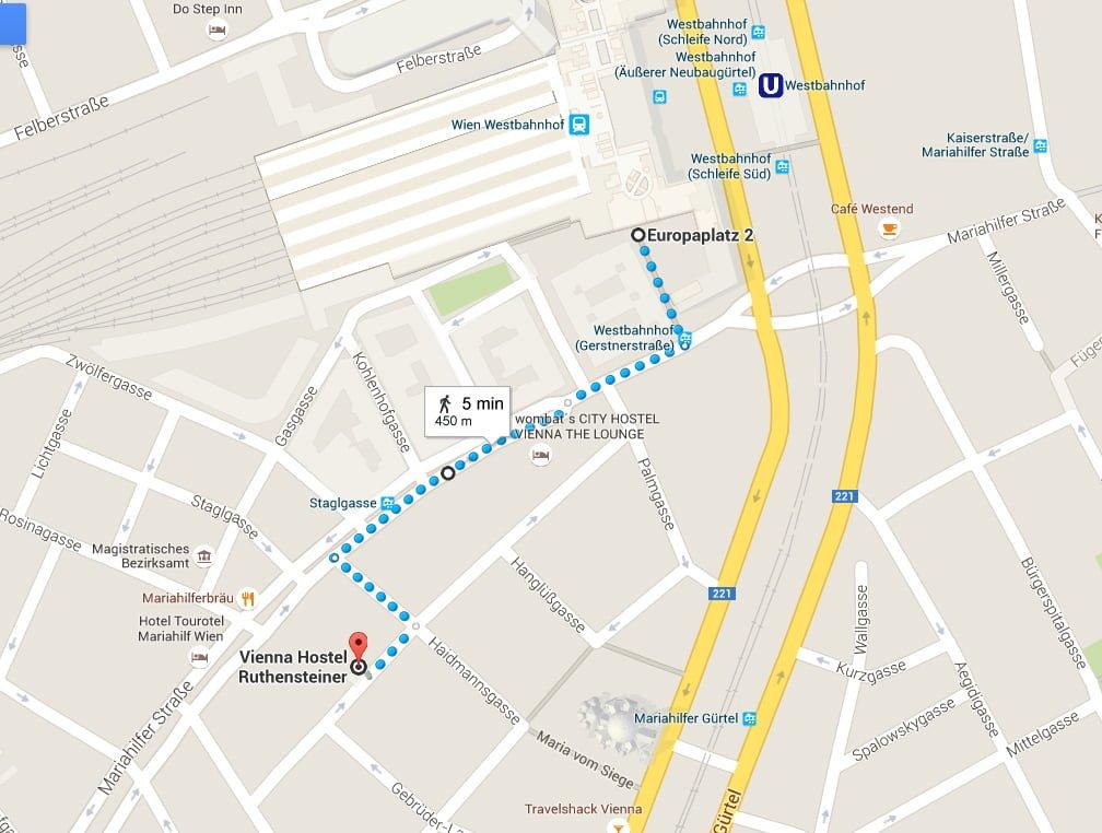 MAP 5 mins