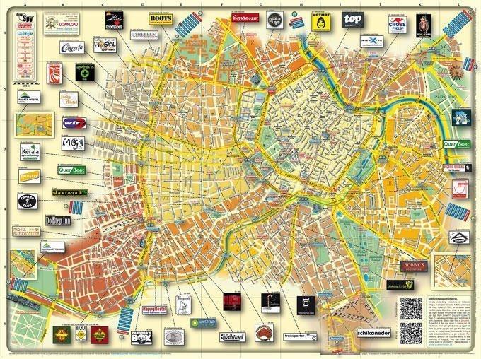Vienna Hostel Ruthensteiner – Vienna Travel Map
