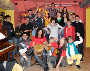 hostel vienna staff team