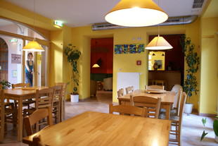 Big Bright Dining room