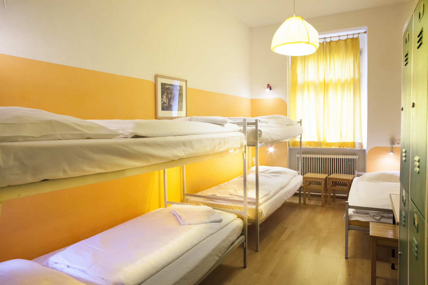 Vienna hostel ruthensteiner vienna hostel ruthensteiner 4 beds in one room