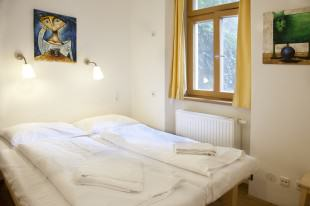 DoubleBed Room with shared facilities