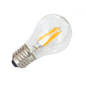 LED Bulbs with 4W 6W to save energy with warm light